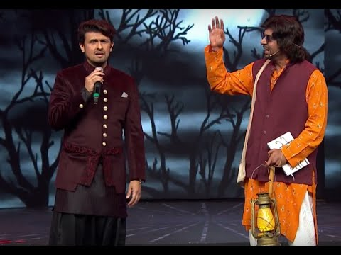 Sunil Grover as lyriKIST at #RSMMA! | Radio Mirchi