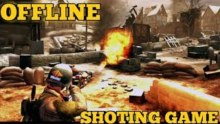 The best 5 android / ios shoting mobile games offline 2018