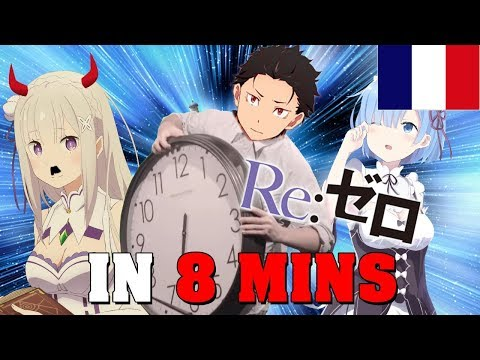 Re:Zero EN 8 MINUTES | GIGGUK FR - RE: TAKE