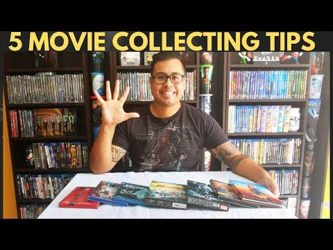 My 5 personal tips on Bluray collecting
