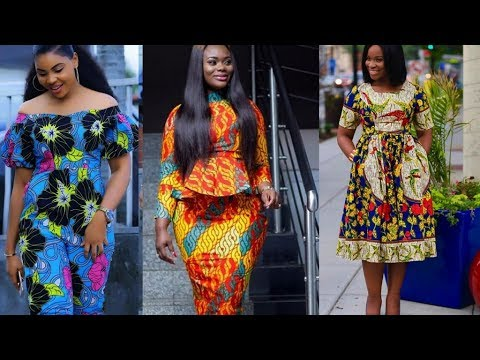e5bf75909a Latest Collection of  Ankara Styles 2019 for The Most Beautiful  African  Queen
