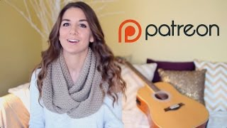 PATREON // JOIN TEAM GUITAR GODDESS // AWESOME Rewards & EXCLUSIVE Content!