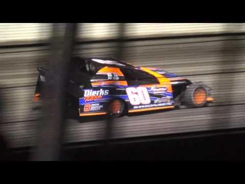 IMCA Sport Mod feature West Liberty Raceway 4/9/16