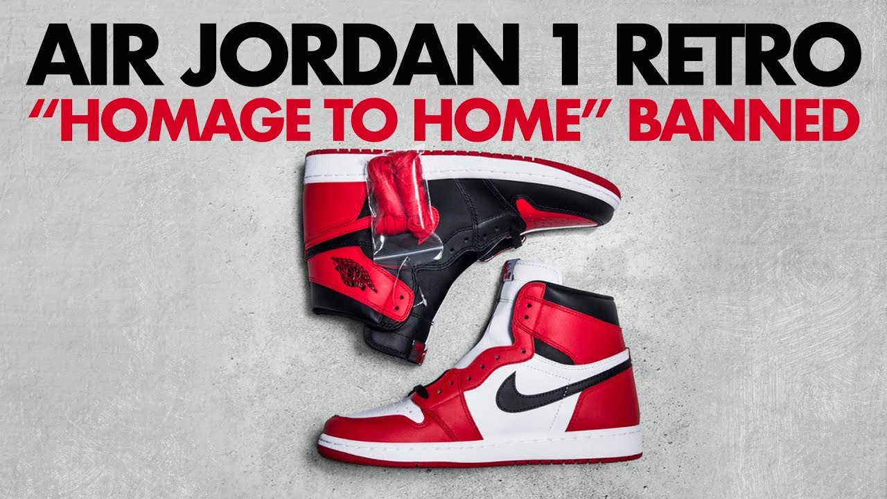 "purchase cheap 6947b 7f6cb Air Jordan 1 Retro High OG ""Homage To Home"" Chicago Banned - Release Date   April May, 2018"