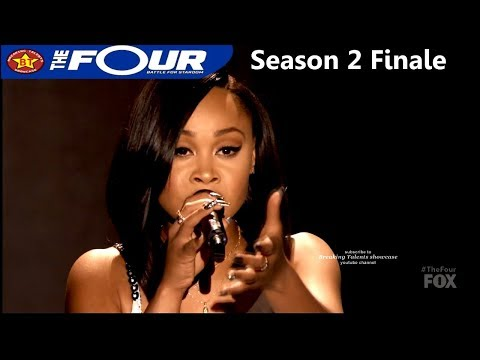 """Evvie McKinney Performs """"How Do You Feel"""" Her First Single The Four Season 2 FINALE S2E8"""