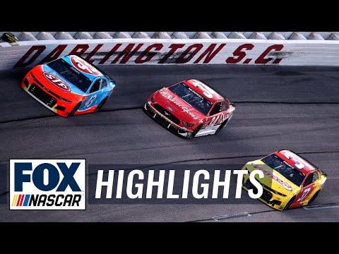 Goodyear 400 at Darlington   NASCAR ON FOX HIGHLIGHTS