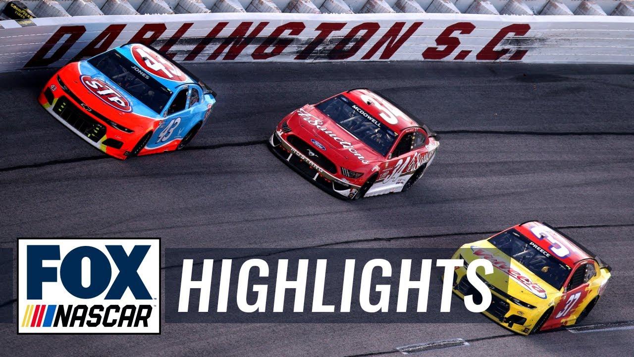 Download Goodyear 400 at Darlington | NASCAR ON FOX HIGHLIGHTS