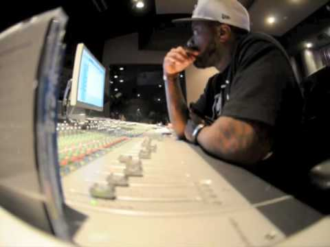 LIVING THE LIFE (IN THE STUDIO WITH TREY SONGZ)