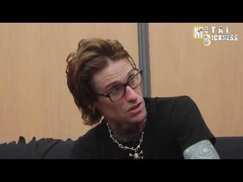 Buckcherry Interview (Josh Todd) @ Hellfest  21 06 2014