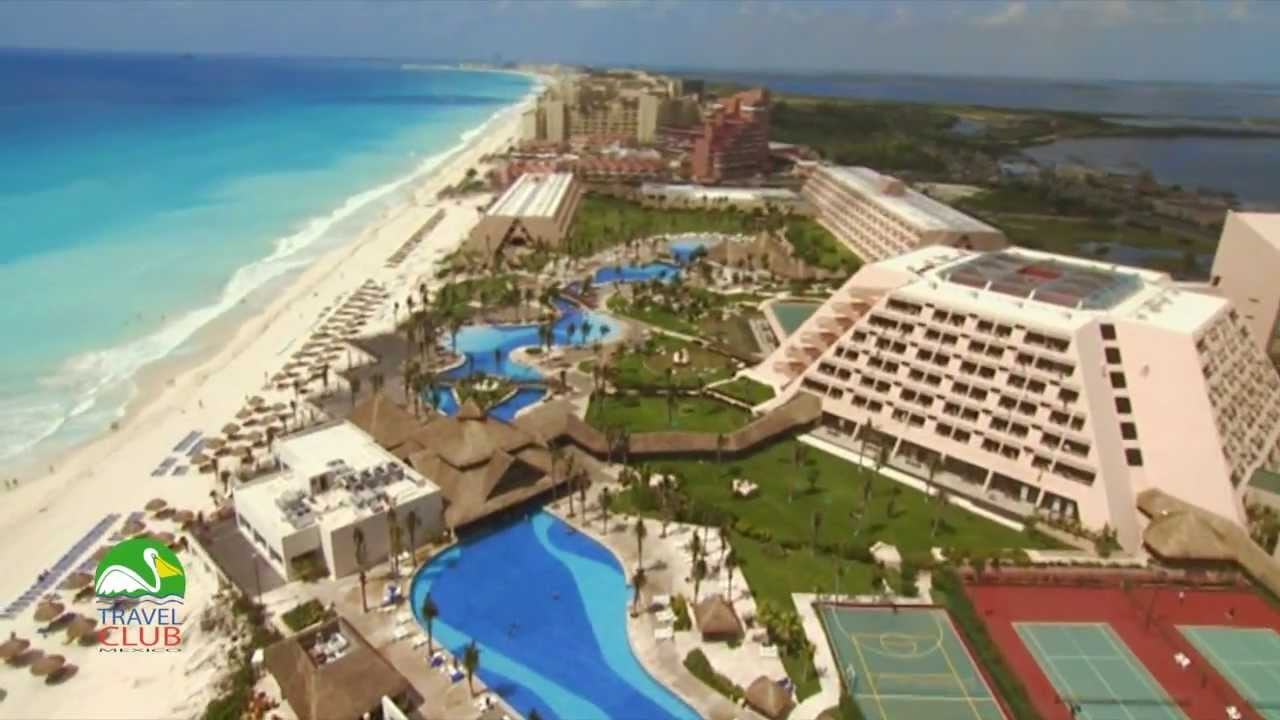 Hotel Oasis Cancun Youtube