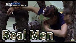 Video [Real men] 진짜 사나이 - Han sangjin, appeal dizziness! 한상진, 어지럼증 호소하며 압력내성훈련 실패 20150517 download MP3, 3GP, MP4, WEBM, AVI, FLV Februari 2018