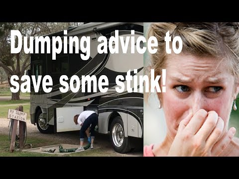 Buying an RV? What you need to know about RV dumping