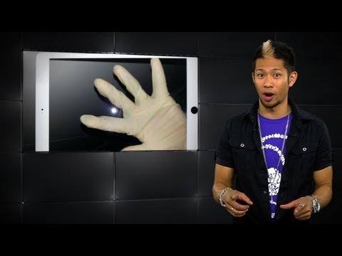 Apple Byte - iPad 5: A Sneak peek and new details