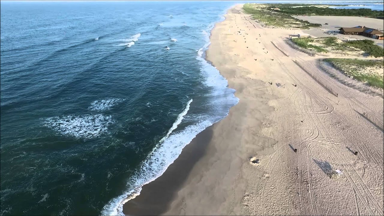 Robert Moses State Park LINY From Above