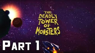 The Deadly Tower of Monsters (PS4) Gameplay Walkthrough - Part 1 INTRO - NO COMMENTARY (PS4 PC HD)