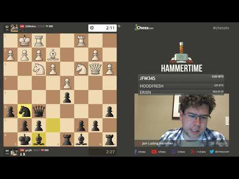 Chess Grandmaster On Massive Tilt