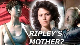 Ridley Scott Hints that Daniels Is Ripley's Mother in Sequels to Alien Covenant