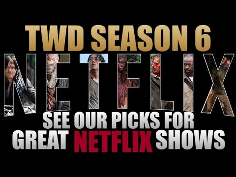 Walking Dead 6 Netflix