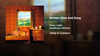Women Wine And Song