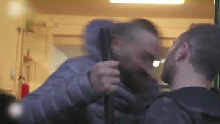 Reporter angegriffen: Kontakte zu Rechtsextremen - da rastet der Mafioso aus