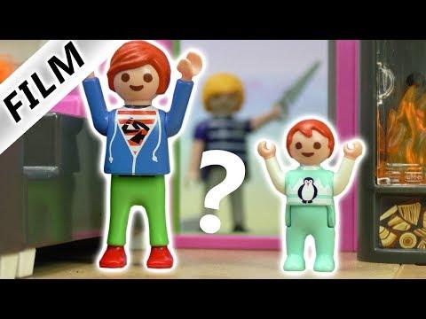 Playmobil Film deutsch | MARTIN VOGELS Geheimnis! Was macht Papa im Garten? Julian & Emma neugierig