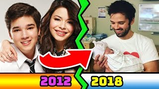 iCarly Cast: WHERE ARE THEY NOW? ⭐ Before & After, Then & Now 2018 ⭐ w Miranda Cosgrove,Nathan Kress