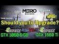 GTX 1060 vs GTX 1660 Ti   26 Games Compared   Should You Upgrade  1080P and 1440P