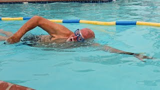 Legionnaire swims 100 Miles for Hope