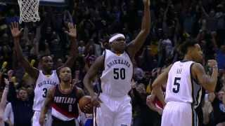 Top 10 NBA Plays: November 13th
