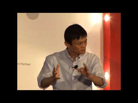 Jack Ma small is beautiful   NEWS   Shanghai Exchange