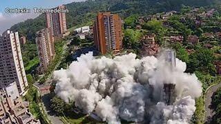 La tragedia del edifico Space