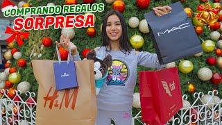 COMPRANDO LOS REGALOS DE NAVIDAD DE MI FAMILIA | TV Ana Emilia