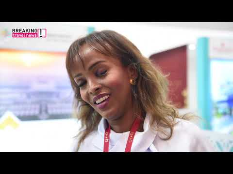 Dagmo Ahmed Jama, aviation marketing manager, Oman Airports
