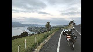 New Zealand motorcycle tour, Episode 2: Mount Cook to Dunedin