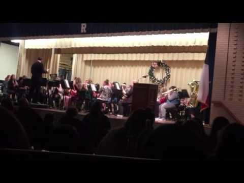 Redwater High School- Dragon Band