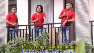 TERLALU CINTA-TRIO NAHANSON VOL2