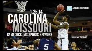 Gamecock IMG Sports Network Scene Setter - S. Carolina vs. Mis…