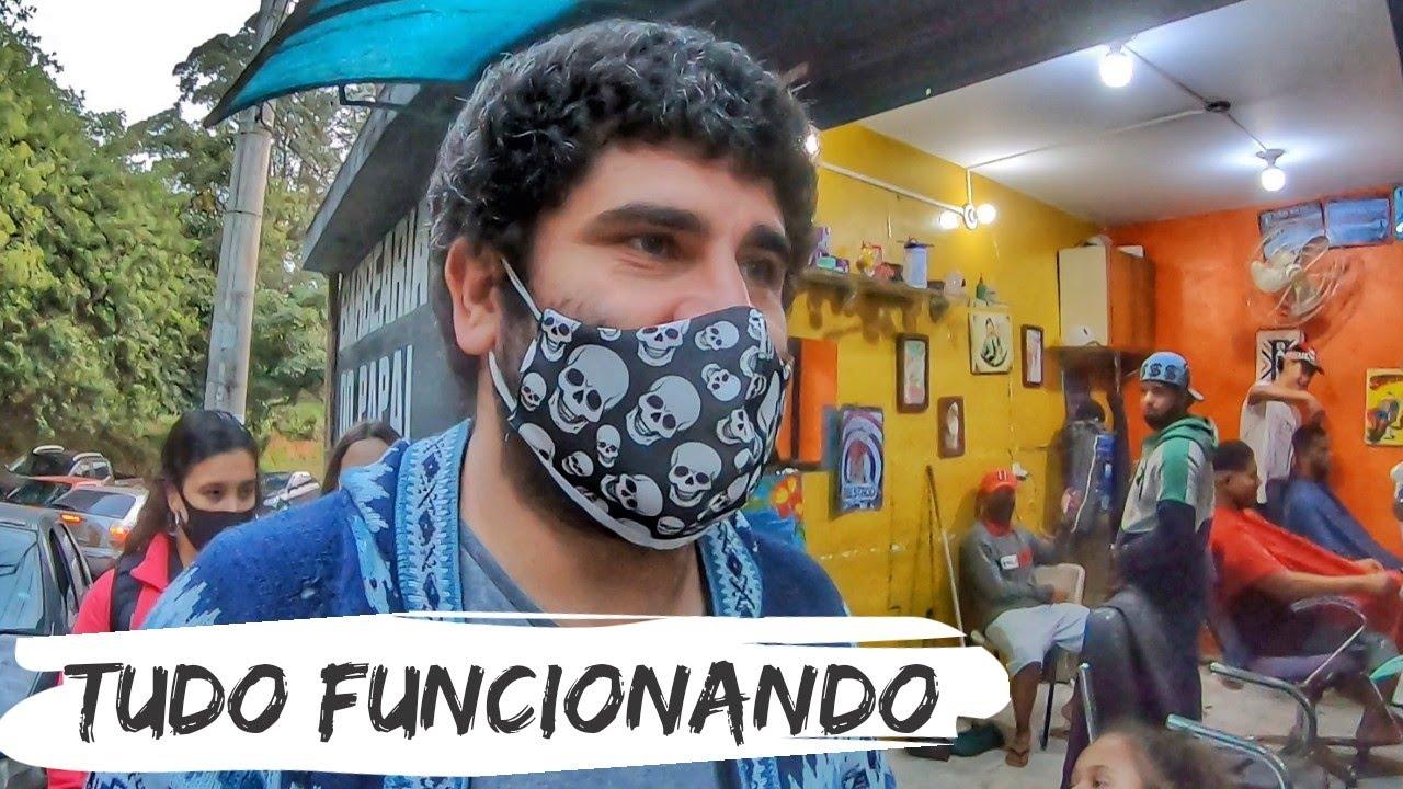 COMO ESTÁ A QUARENTENA EM SÃO PAULO