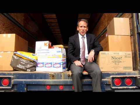 Temple Jeremiah Sends Relief Supplies To Hurricane Sandy Victims