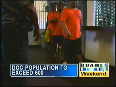 Guam prison challenged to make more room