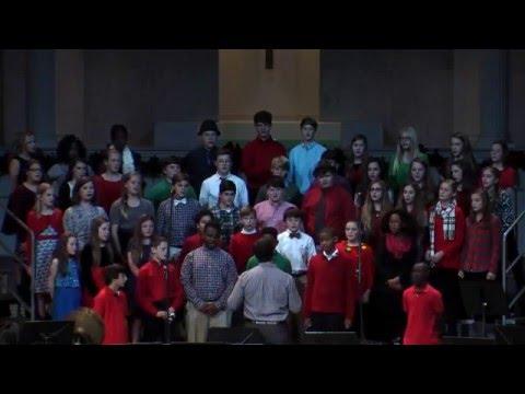 Calvary Day School - Middle School Christmas Concert