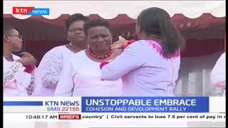 Embrace Kenya rally in Murang\'a: Women leaders call for peace, love, unity | PART TWO