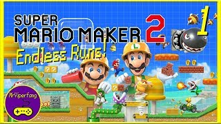 Stream Time! - Super Mario Maker 2: Endless Runs [Part 1]