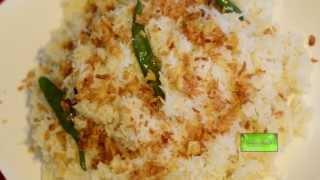 Plain Rice Pulao - Eid Special