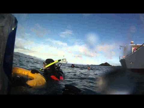 DMT Advanced Open Water  Dive 1 - Part 2 - 20130518