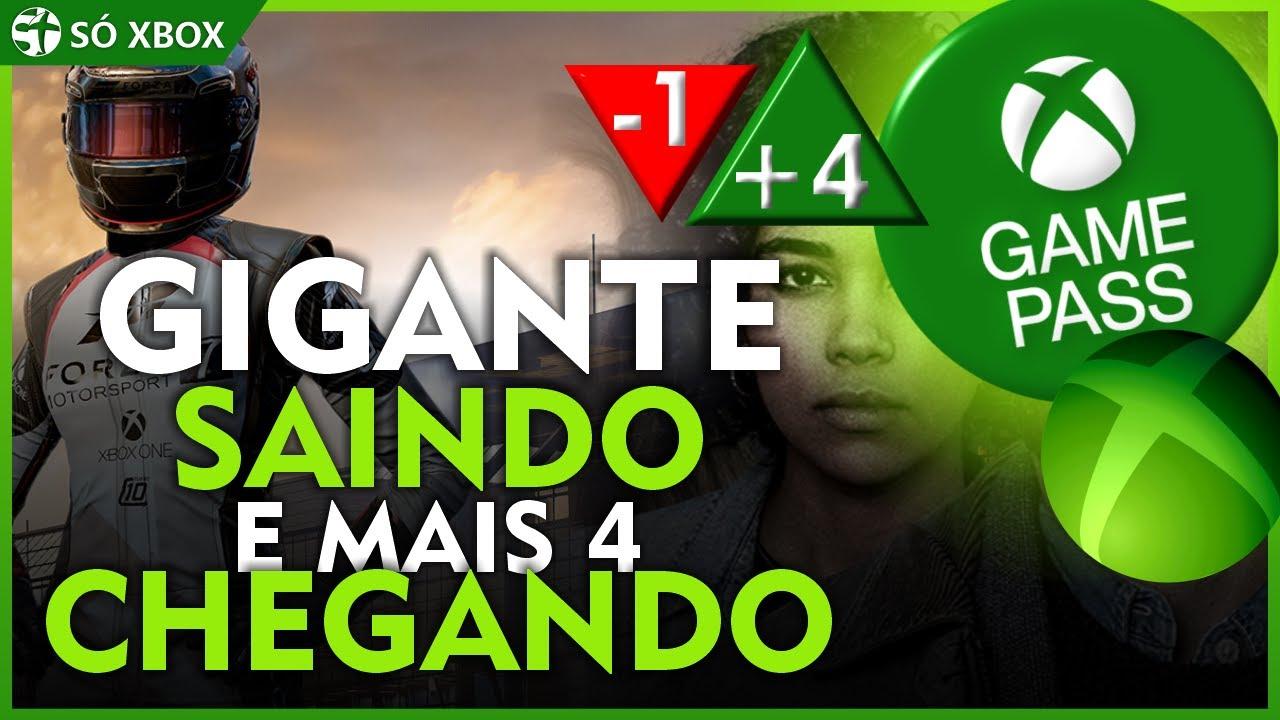 MANCADA! JOGÃO EXCLUSIVO SAINDO e MAIS 4 JOGOS CONFIRMADOS no XBOX GAME PASS!