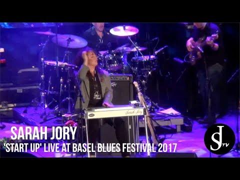 Sarah Jory // 'Start Up' // Basel Blues Festival 2017