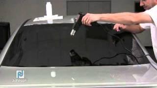 Азы тонирования: заднее стекло, термоусадка (на сухую)(, 2011-01-26T14:49:11.000Z)