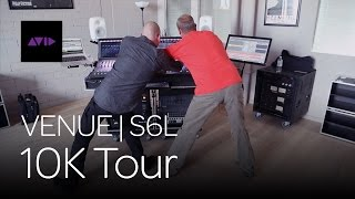 Avid VENUE | S6L 10K Tour in Berlin