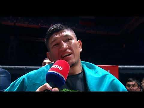 Слова Куата Хамитова после боя с Нариманом Аббасовым. FIGHT NIGHTS GLOBAL 93